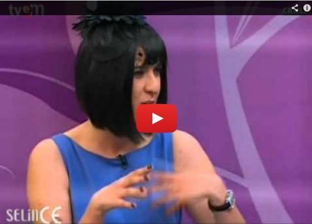 2012 Haziran TV em Selince Programı  07/06/2012 Konuk: Merve Bayındır